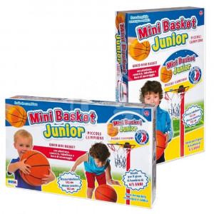Gioco Da Casa Mini Basket Junior 142 Cm Con Pallina PS 04015 Pelusciamo Store Marchirolo