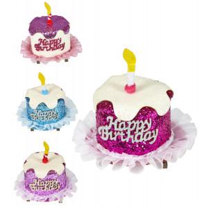 Cappellino a Molletta  , Accessorio Festa di Compleanno |  Pelusciamo Store Marchirolo