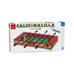 Mini Calcetto Da Tavolo Faccine PS 08751 Gioco Calcio Balilla Pelusciamo Store Marchirolo