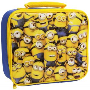 Box borsa porta merenda minions cattivissimo me 2 despicable me 2 *18103