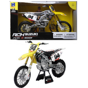 Modellini motocross moto da cross Suzuki RM-Z450 Ken Roczen *04744 pelusciamo store