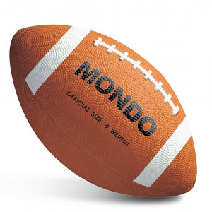 Pallone Football Americano Mondo Official Size PS 07055 pelusciamo store