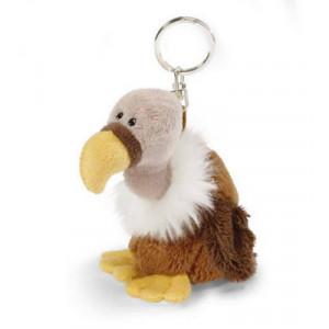 Peluche Nici Waldmuller P.chiavi Avvoltoio10 cm. *01979