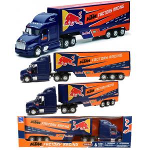 Camion Red Bull KTM Factory Racing Team 1:32 modellino Newray 04550 pelusciamo