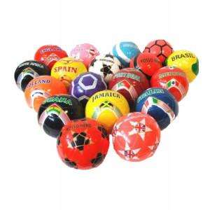 Pallone da calcio a spicchi misura 5 colori e modelli assortiti *02504 pelusciamo store