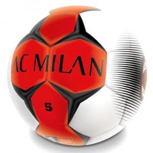 Pallone da Calcio AC Milan Misura 5 PS 09278 Pelusciamo Store Marchirolo