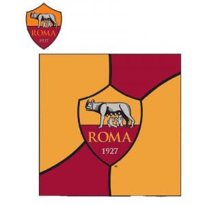 Panno asciugatutto 36x36 cm. ufficiale A.S. Roma  *20607 pelusciamo store