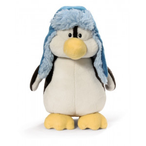 Peluche Pinguino Ilja 25 cm peluches Nici 04421 pupazzi di qualita pelusciamo store