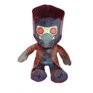 Peluche Marvel Star Lord 35 cm Guardians of the galaxy | Pelusciamo.com