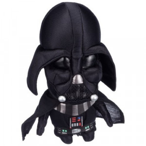 Peluche Star Wars guerre stellari Darth Vader 23 cm. *07560 pelusciamo store