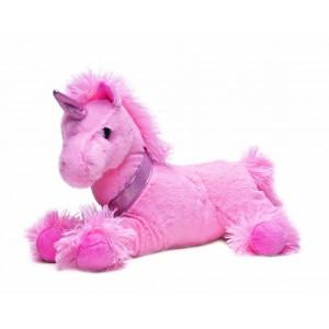 Peluche Unicorno Rosa 33 Cm PS 02970 Peluches Pupazzi Pelusciamo Store Marchirolo