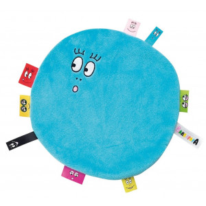 Barbapapa prima infanzia Doudou Barbababy blu *00253 pelusciamo