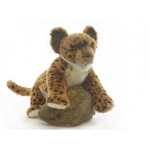 Peluche Baby Giaguaro 24x38x20 Cm Peluches Hansa PS 07682 pelusciamo store