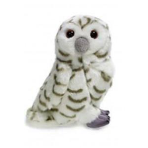 Peluche Civetta Artica Polare 15 Cm Peluches WWF PS 25769 Pelusciamo Store Marchirolo