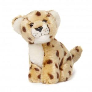Peluche Cucciolo Di Leopardo 14 Cm Peluches WWF PS 25764 Pelusciamo Store Marchirolo
