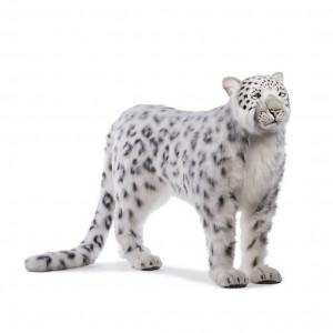 Peluche Gigante Leopardo Delle Nevi Peluches Giganti Hansa PS 09836 Pelusciamo Store Marchirolo