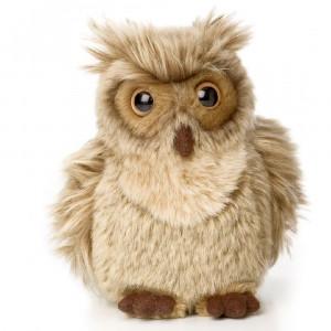 Peluche Gufo Owl 15 Cm Peluches WWF PS 25757 Pelusciamo Store Marchirolo
