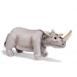 Peluche Rinoceronte 12x19x8 Cm Peluches Hansa PS 07656 pelusciamo store