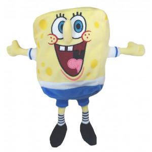Peluche Cartone Animato Spongebob Calciatore 20 cm   Pelusciamo.com