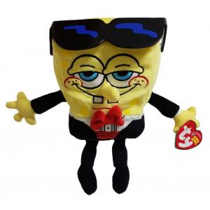 Peluche Spongebob Smoking e Occhiali 20 cm | Pelusciamo.com