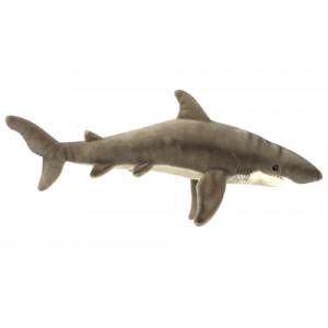 Peluche Squalo Shark 16x60x12 Peluches Hansa PS 07742 pelusciamo store