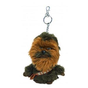 Portachiavi peluche Star Wars Chewbacca peluches guerre stellari *01834