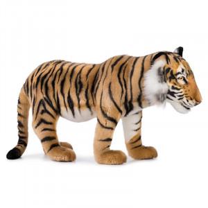 Peluche Tigre Realistica 56x30x18 Peluches Hansa PS 07537 pelusciamo store
