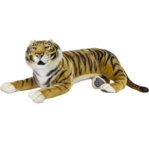 Peluche Tigre Gigante Realistica 1 Metro Peluches Hansa PS 07534 pelusciamo store