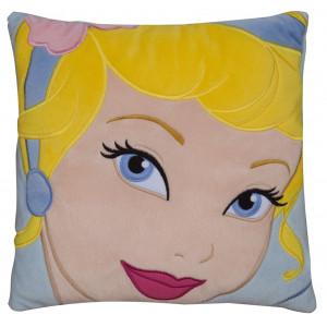 Peluche Cuscino Principesse Cenerentola 36x36 cm. peluches Disney *00138 pelusciamo store