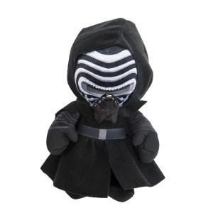 Peluche Star Wars Kylo Ren 17 cm. peluches guerre stellari *01837