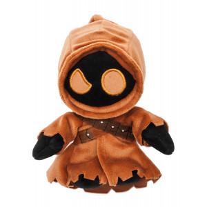 Peluche Star Wars Jawa 17 cm. peluches guerre stellari *01833