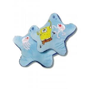 Cuscino Sagomato Stella Spongebob 36x36 cm. *11053 pelusciamo