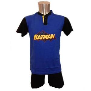 Pigiama ragazzo Batman abbigliamento Dc Comics Uomo pipistrello | pelusciamo.com