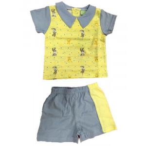 Pigiama bambino prima infanzia Baby Looney Tunes da 6 a 48 mesi *13528