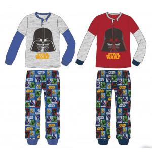 Pigiama bambino Star Wars cotone interlock *03737 guerre stellari pelusciamo store