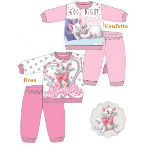 Pigiama neonato Disney Aristogatti Marie pantalone e maglia *24492 pelusciamo store