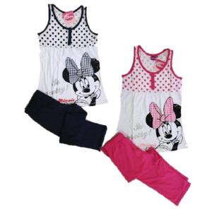 Pigiama Ragazza Minnie Mouse Abbigliamento Topolina Disney | pelusciamo.com