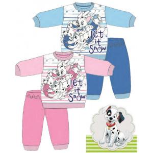 Pigiama neonato Disney Aristogatti Dalmata pantalone e maglia *24498 pelusciamo store