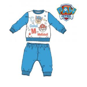 Pigiama neonato Paw Patrol cartoni animati cotone interlock *03713 pelusciamo store