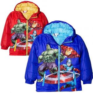Piumino Invernale Con Cappuccio Avengers PS 08909 Giacca A Vento Pesante Pelusciamo Store Marchirolo