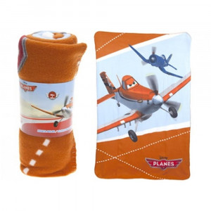 Caldo Plaid Disney - Coperta Planes 100x150 cm  *14189