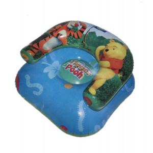 Poltrona Gonfiabile Winnie The Pooh e Tigro poltroncina Piscina Mare | pelusciamo.com
