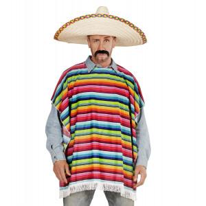 Accessori costume Carnevale Poncho Messicano  *03838 | pelusciamo store