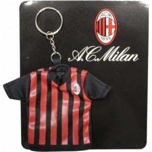 Portachiavi a Maglietta Ac Milan | Pelusciamo.com