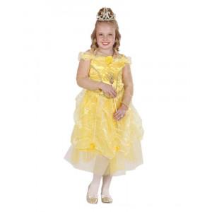 Costume Carnevale Bimba, Principessa del Sole, Princess | Pelusciamo.com