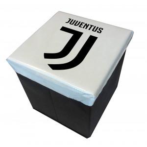 Gadget Tifosi Juventus Pouf Portaoggetti