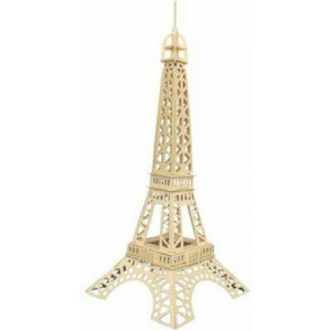 Puzzle 3D kit in legno torre eiffell tower Quay Quality *08235 pelusciamo store