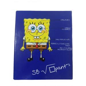 Raccoglitore Ad Anelli Spongebob Squarepants Quaderno Scuola | Pelusciamo.com