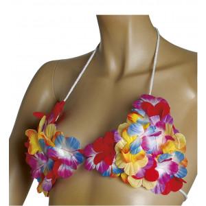 Hawaii Reggiseno Accessori Party Hawaiano PS 07490 pelusciamo store