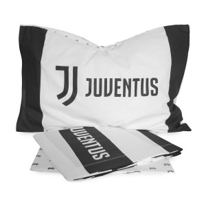 Juventus Completo Matrimoniale 2 Piazze Federa + Lenzuola Juve PS 09551 Pelusciamo Store Marchirolo
